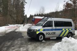 Policie ve Vrběticích