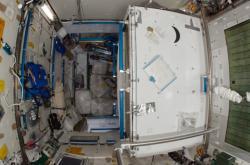 Toaleta na ISS