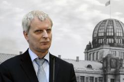 Odvolaný ředitel Jiří Slovák