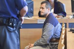 Odsouzený Michal Šnajdr (září 2018)