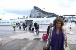 Hranice Gibraltaru a Španělska