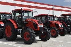 Traktory Zetor Mayor