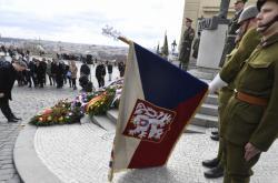 Pietní akt u příležitosti 80. výročí okupace nacistickým Německem