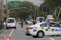 Policejní zásah v Christchurchi
