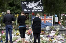 Pieta za oběti útoku na mešity v Christchurch
