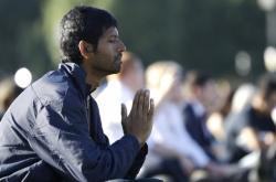 Pietní akce v Christchurch k uctění památky obětí střelby