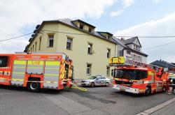 Při požáru v domě v Ostravě se zranilo devět lidí