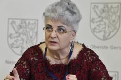 Nově zvolená ústavní soudkyně Daniela Švecová