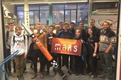 Účastníci loňského ročníku projektu Expedice Mars