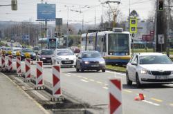 Rekonstrukce Opavské ulice v Ostravě