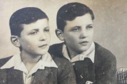 Dvojčata Jiří a Josef Fischerovi