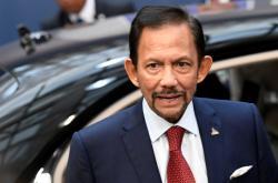 Brunejský sultán Hassanal Bolkiah
