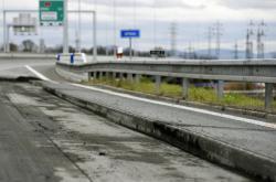 Oprava zvlněné dálnice D1 v Ostravě