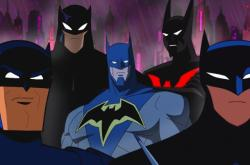 Mnoho tváří Batmana