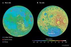 Nový čínský pohled na Měsíc