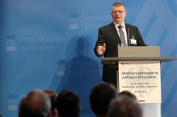 Šéf Spolkového úřadu na ochranu ústavy Thomas Haldenwang