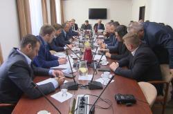 Mimořádné jednání bezpečnostního výboru