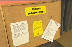 Referendum v Měchenicích