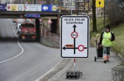 Rekonstrukce ulice Polní v Přerově