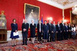 Nová rakouská vláda kancléřky Bierleinové