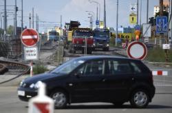 Komplikovaná doprava v Ostravě kvůli uzavření Výškovických mostů