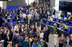 Němečtí poslanci hlasují o snazším pracovním povolení pro cizince