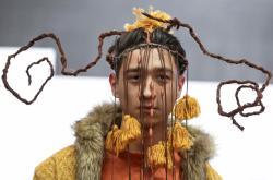 Festival nomádské kultury Kazachstánu