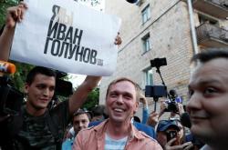 Ivan Golunov po propuštění