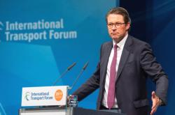 Německý ministr dopravy Andreas Scheuer