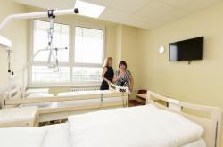 Nové lůžkové oddělení paliativní péče v Prostějově