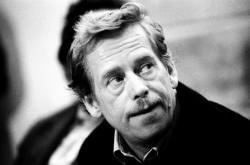 Autor petice Několik vět Václav Havel
