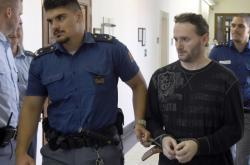 Petr Benda u soudu