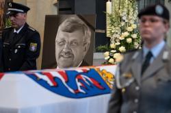 Pohřeb Waltera Lübckeho