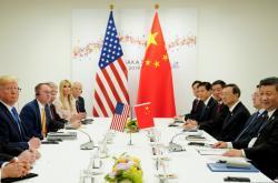 Americká a čínská delegace se sešly k jednání o osudu vzájemné obchodní dohody