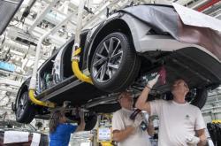 Výroba ve Škodě Auto
