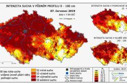 Mapa sucha