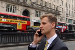 Šestadvacetiletý český konzultant Martin Kábrt