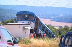 Nehoda vlaku u Příčiny