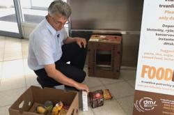 Pastor Karel Fridrich u Food Boxu