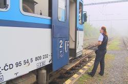 Náhradní vlaková doprava mezi Hodonínem a Holíčem