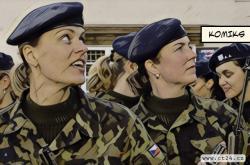 Ženy v české armádě