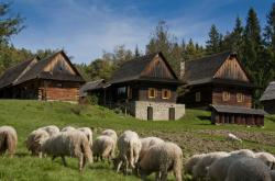 Národní muzeum v přírodě - Nový Hrozenkov