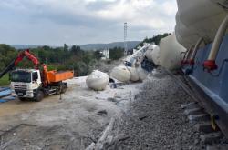 U Mariánských Lázní začala likvidace železniční nehody