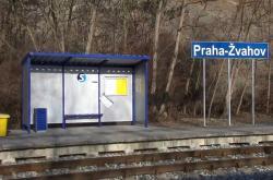 Nádraží Praha-Žvahov