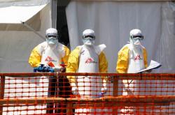 Ebola v Kongu