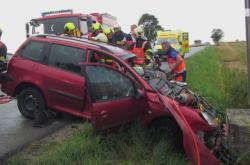 Nehoda u Fryštáku
