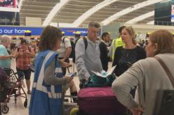 Lety British Airways měly potíže