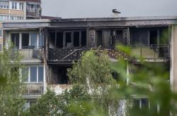 Výbuch zřejmě plynu v Liberci