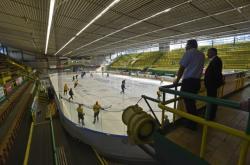 Stadion Na lapači ve Vsetíně
