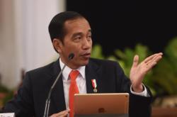 Indonéský prezident Joko Widodo